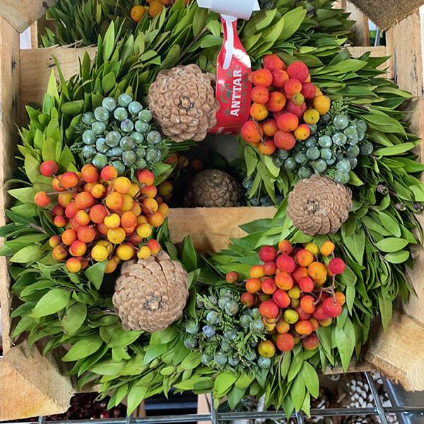 Turkish Wreath | Marl Pits Garden Centre